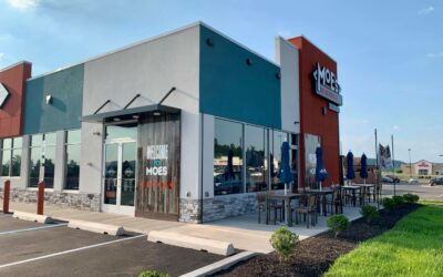 Moe's Southwest Grill in Bloomsburg, PA